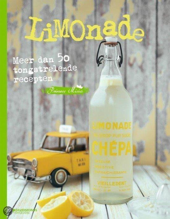 Zomer kookboek tip Limonade foodblog Foodinista
