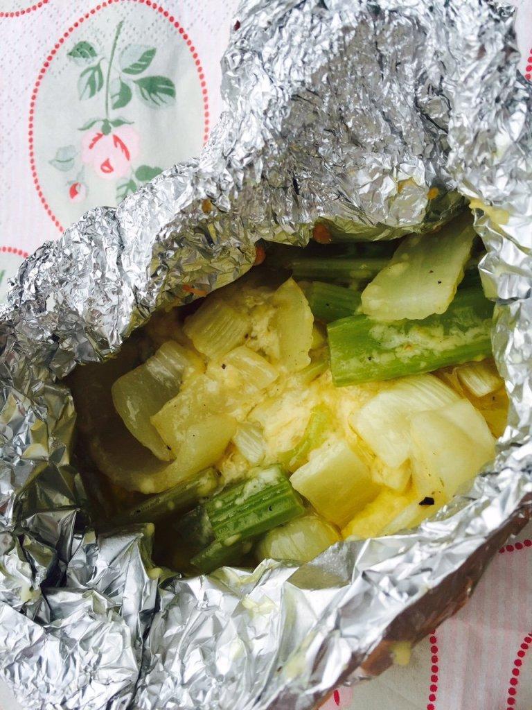 Barbecue groentepakketjes inspiratie receptblog Foodinista