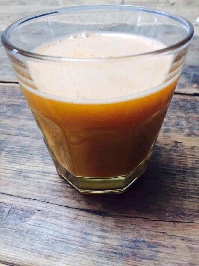 Recept pittig wortelsapje met superuicer