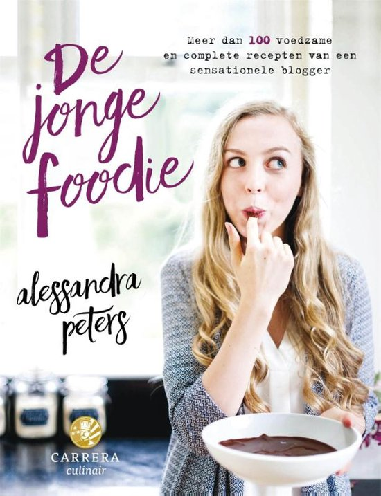 De jonge foodie kidsmaand kookboek tip Foodblog Foodinista