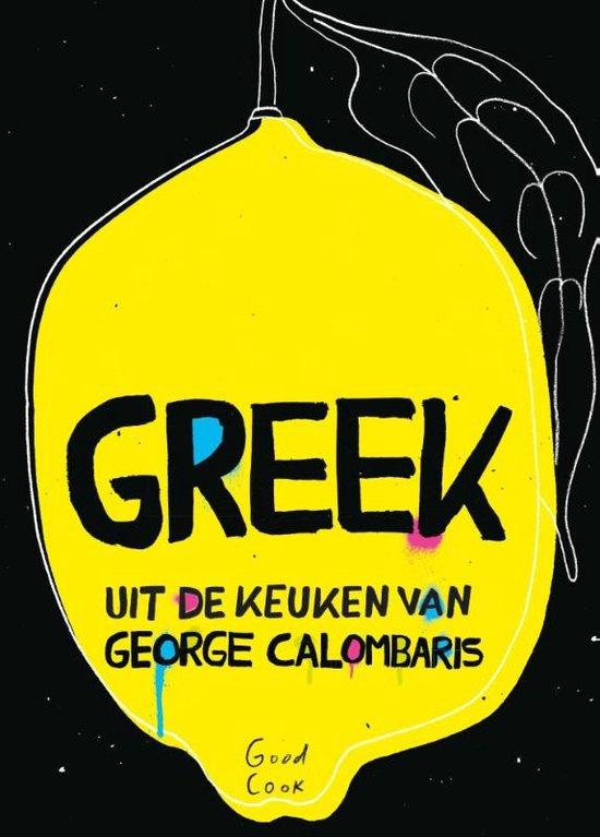Nieuwe kookboeken tips Greek van George Calombaris