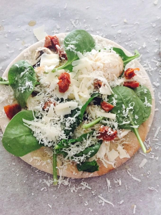 Genius glutenvrije pizzabodem