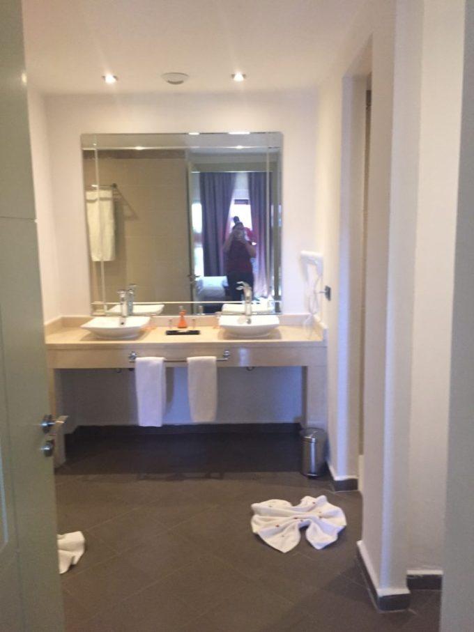 Suite Kenzi club Agdal Medina Review All Inclusive hotel Marrakech Marokko