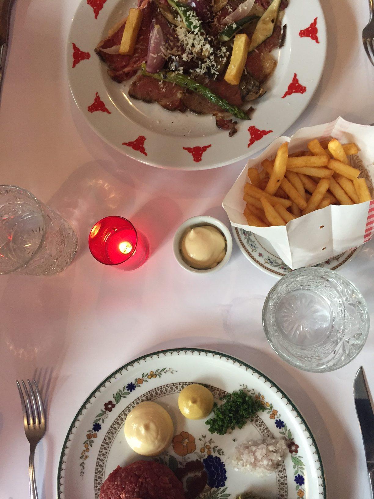 Oktober Dagboek lunchen bij Rauw in Amersfoort foodblog Foodinista