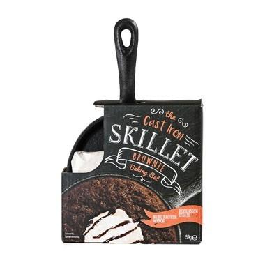 browniemix met pan Sinterklaas dobbelcadeautjes tips foodblog Foodinista