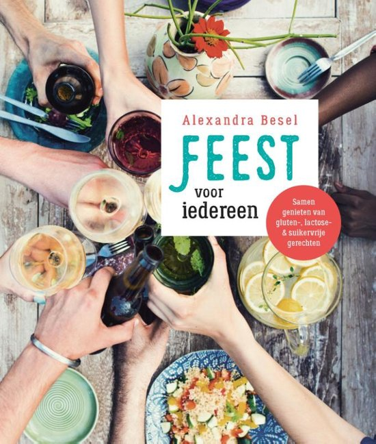 Feestelijke boeken voor partyplanning feest voor iedereen tips van Foodblog Foodinista