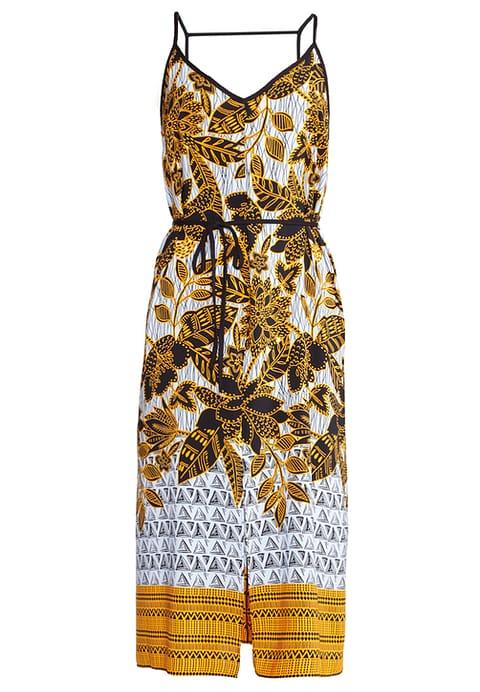 Gekleurde strandjurk favoriete zomerse jurkjes Dress to Impress van blogger Foodinista