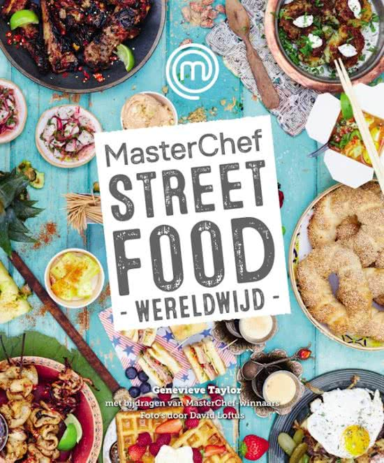 MasterChef Streetfood Kookboek Nazomer kookboek tips foodblog Foodinista