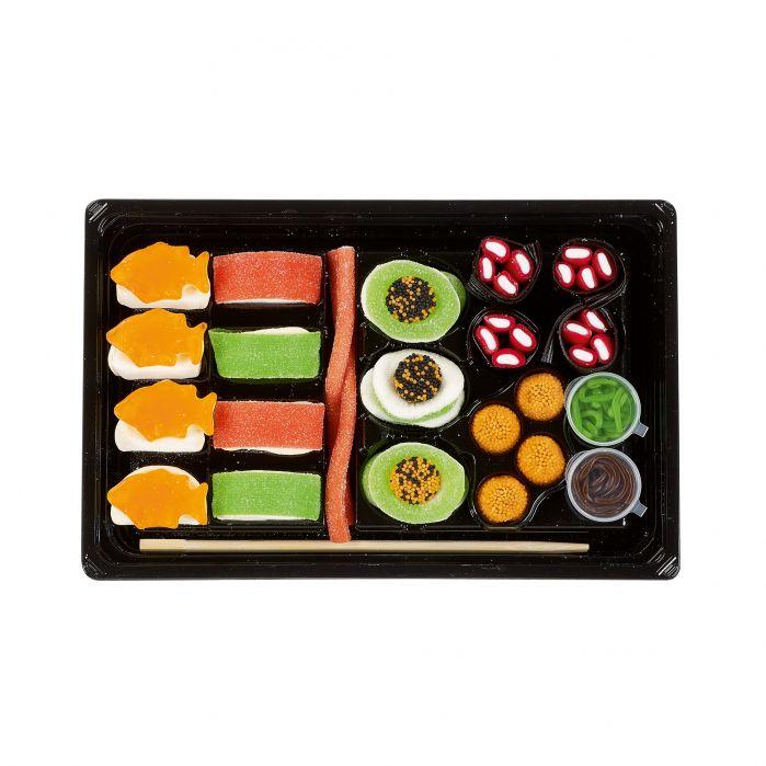 sushi snoepjes ludieke kerstcadeautjes