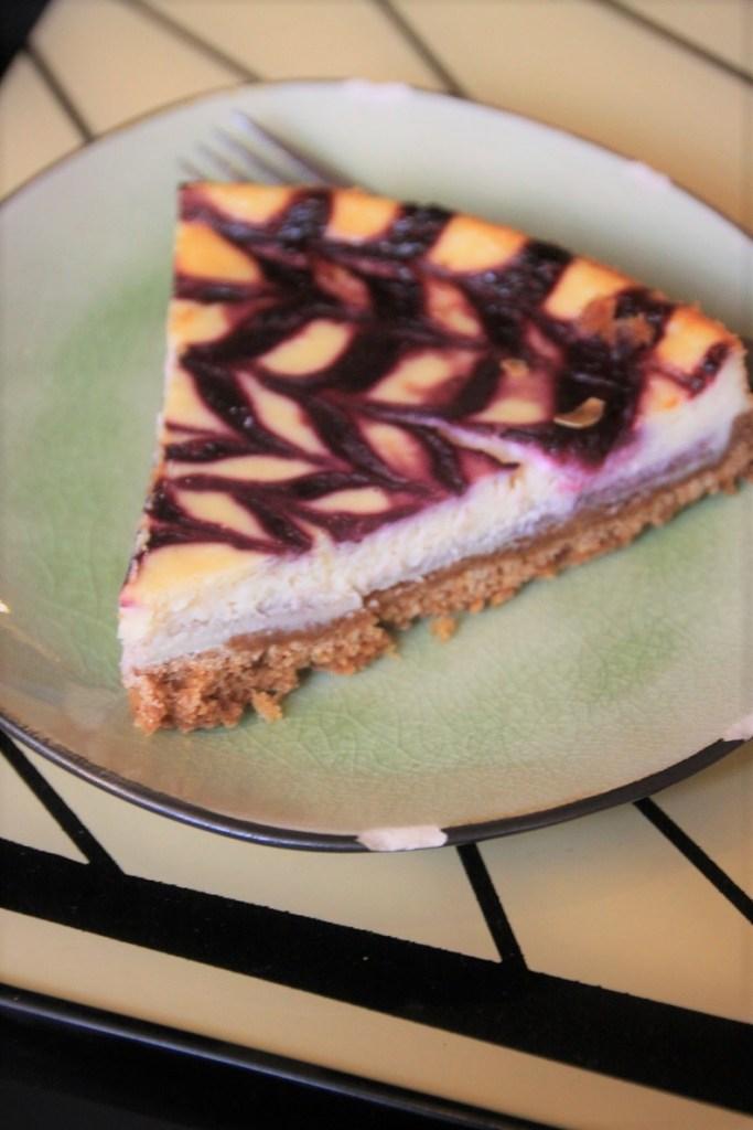 Cheesecake bij Tartoer in Antwerpen Smaakmeesters Foodblog Foodinista
