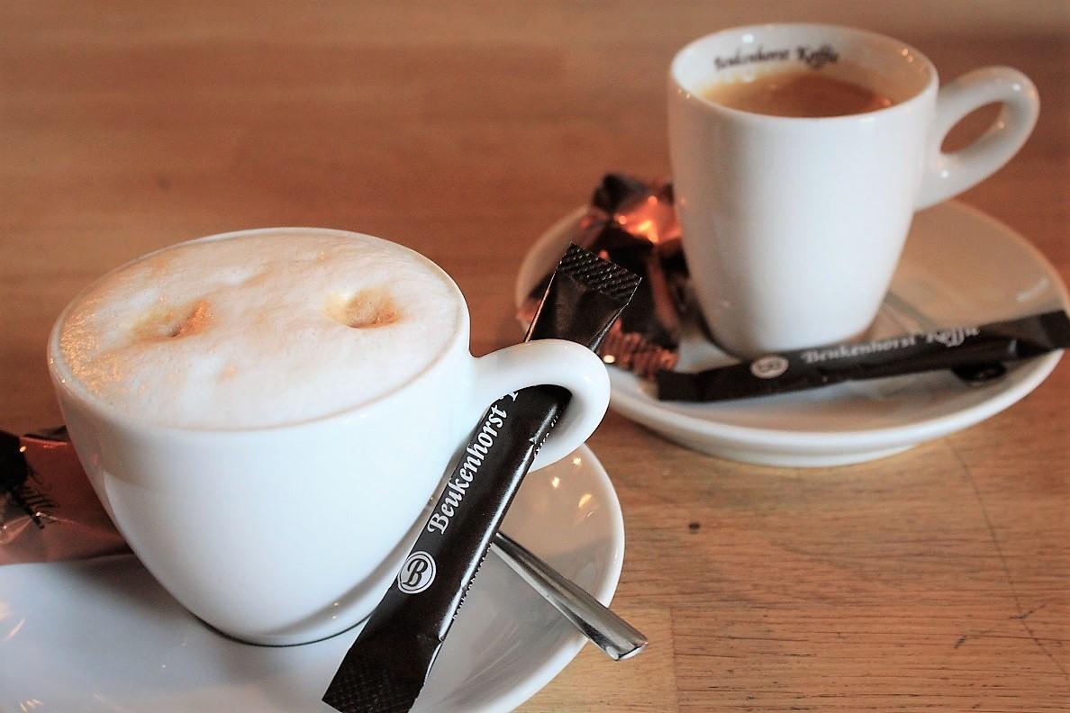 Koffiedrinken in de horeca Beukenhorst koffie Foodblog Foodinista
