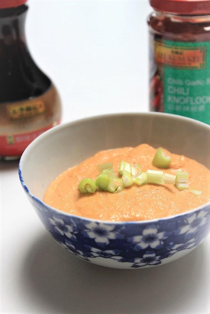 pindasaus dipsaus recept van Foodblog Foodinista
