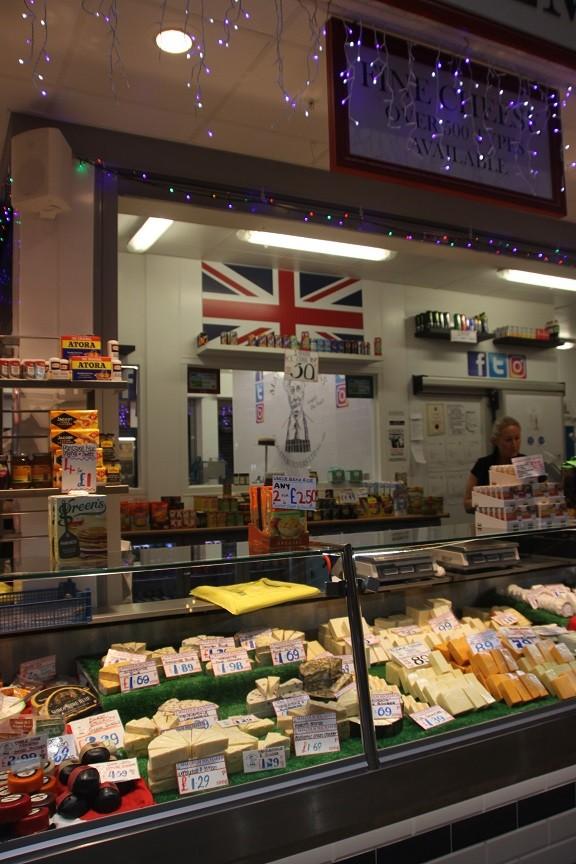 Kaas shoppen in Leeds Foodblog Foodinista Foodie in Leeds met meer tips in Leeds