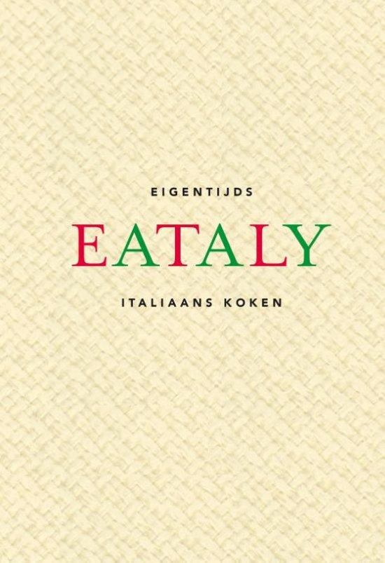 Eataly kookboek review met risottorecept op Foodblog Foodinista