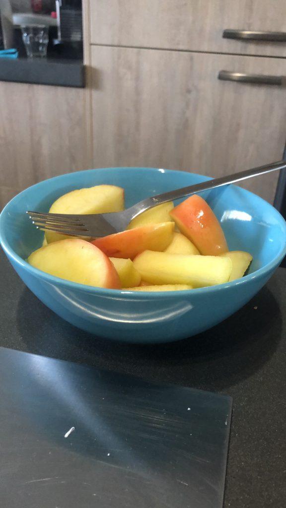 Newfysic appeldag Foodblog Foodinista