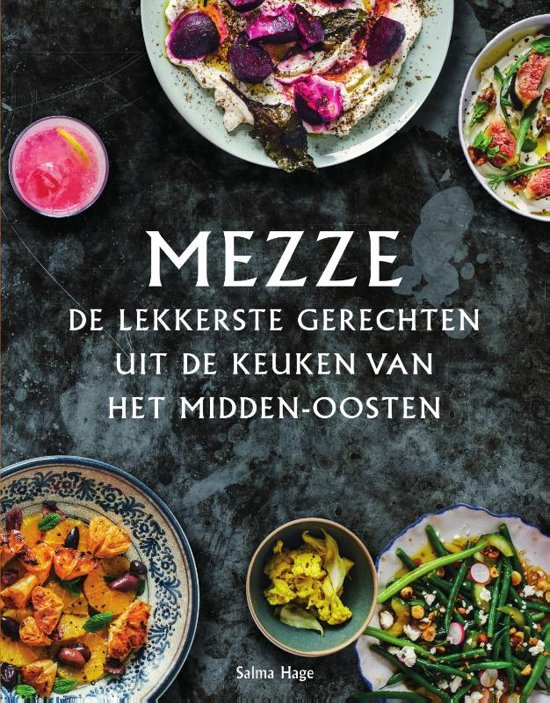 Kookboek recensie Mezze Foodblog Foodinista