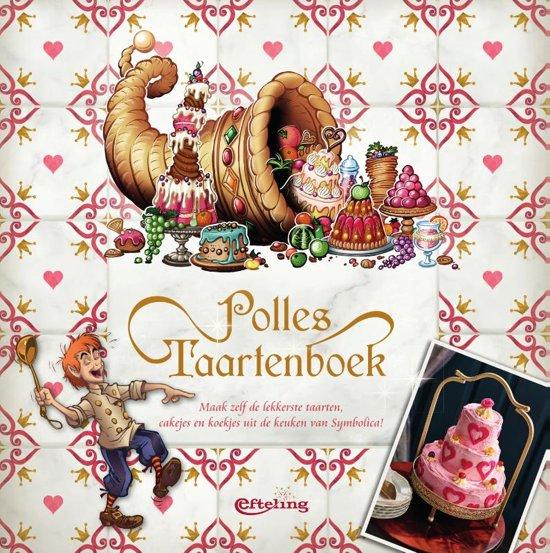 Polles Taartenboek Kookboek van de Efteling Recensie Foodblog Foodinista