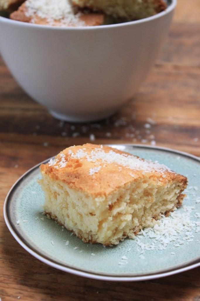 Blondies recept met witte chocolade van foodblog Foodinista