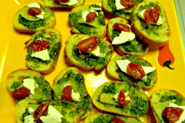 Pesto Cheese