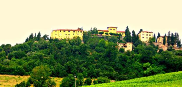 Italy land