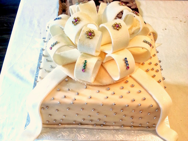 anniversary cake top