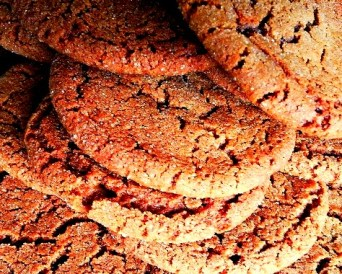 chewly molasses cookies