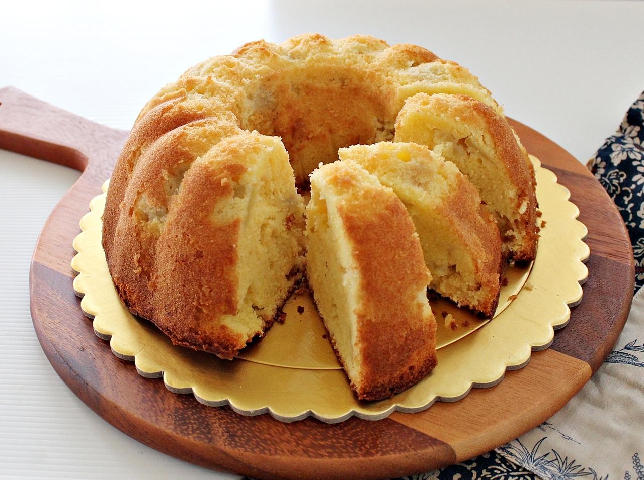 Easy Butter Cake Recipe