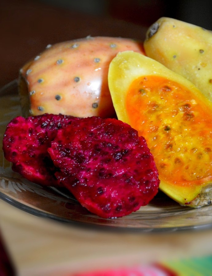 Tuna Fruit – The Exotic Prickly Pear Fruit
