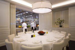 La Serre - Chef's Table - Private Dining Room - Dubai restaurants - Foodiva