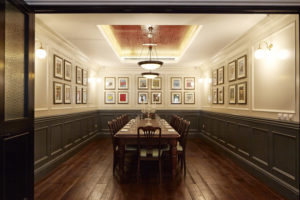 Reform Private Dining Room - Dubai private dining rooms - Foodiva