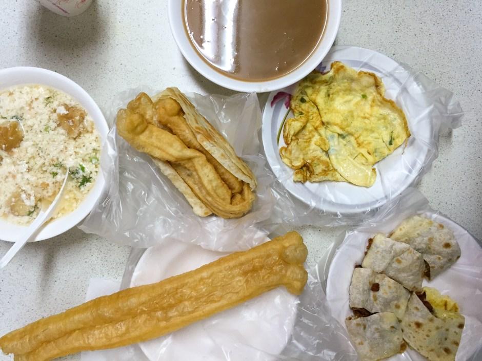 foodjournies_taipei_阜杭豆漿_spread