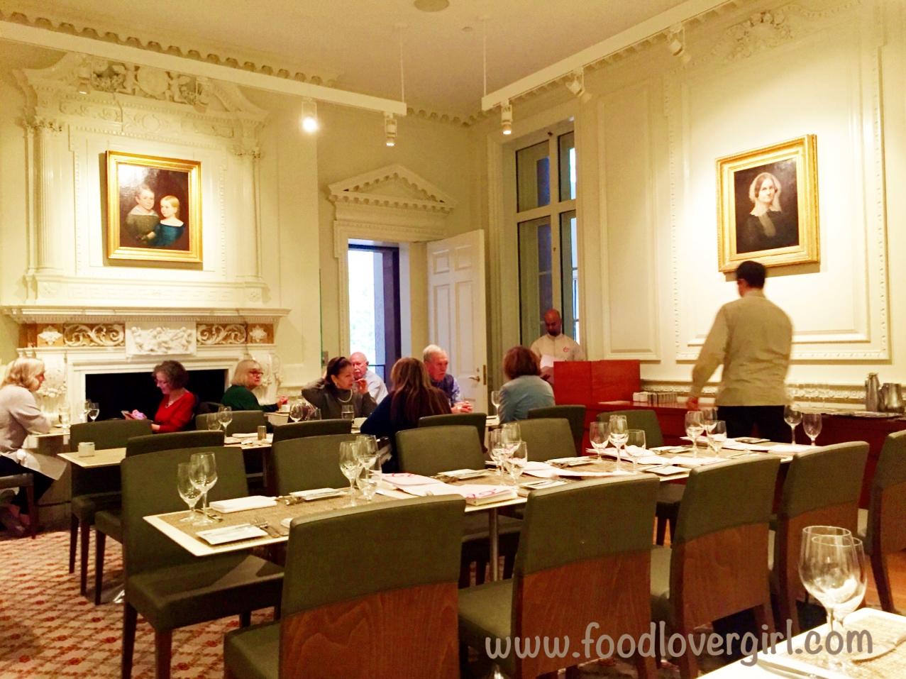 The Morgan Dining Room – Food Lover Girl