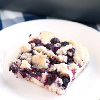 Blueberry Buckle