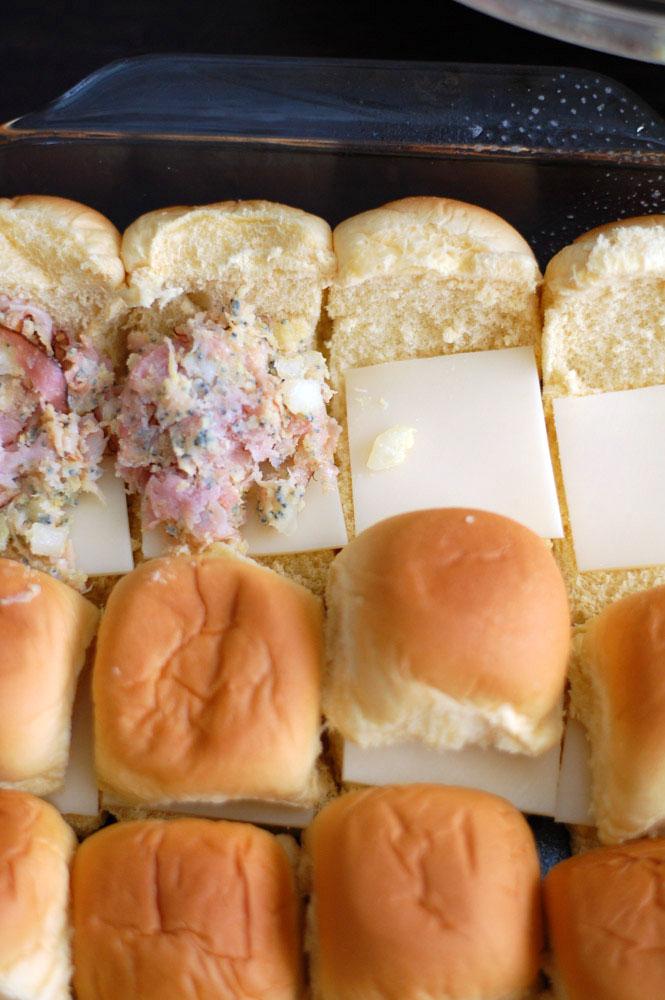 ham rolls