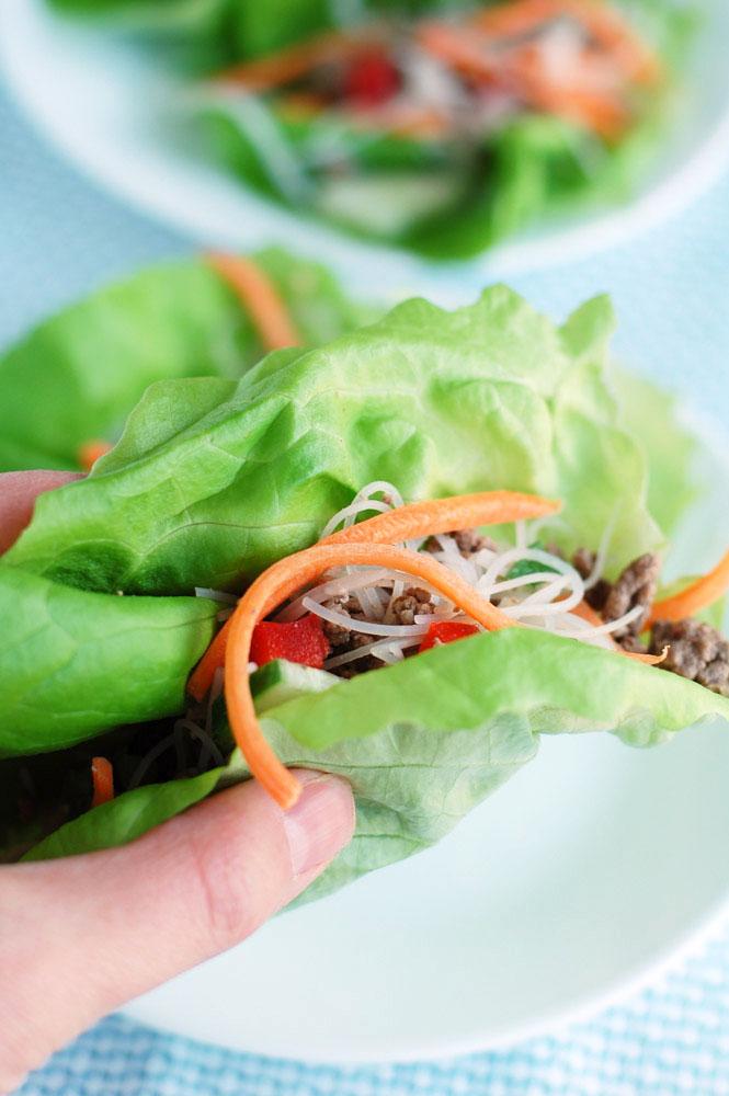 lettuce wrap recipe