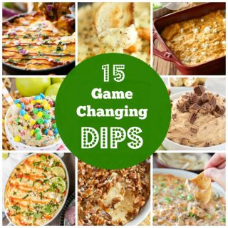 15 Game Changing Dips for Your Next Party