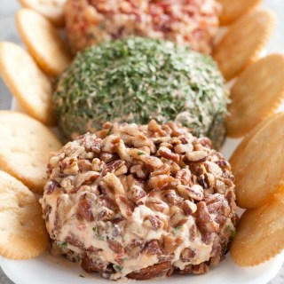 Pimento Cheese Ball