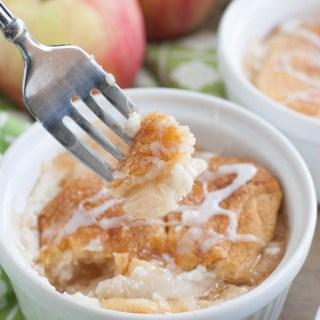 Apple Danish Pie