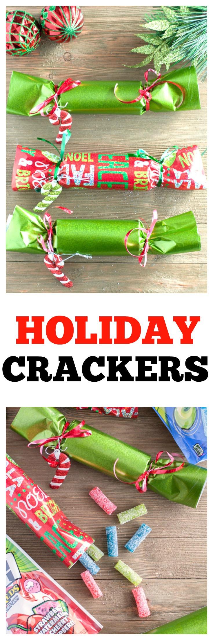 diy crackers