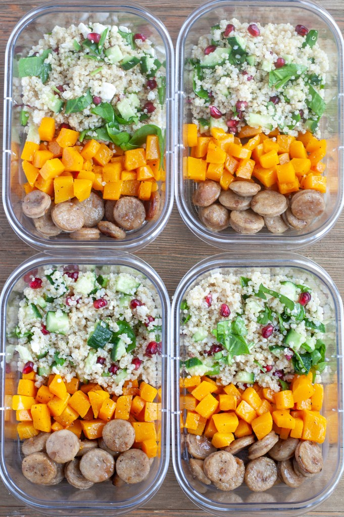 Meal Prep Bowls