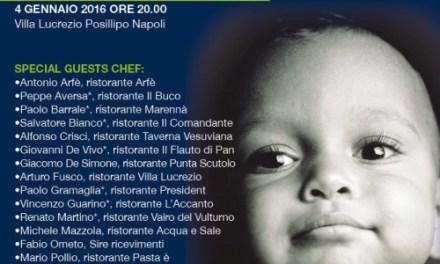 Mani Tese –  diciannove chef insieme ai fornelli il  4 Gennaio a Napoli