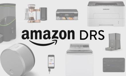 Amazon Dash Replenishment Service (DRS)