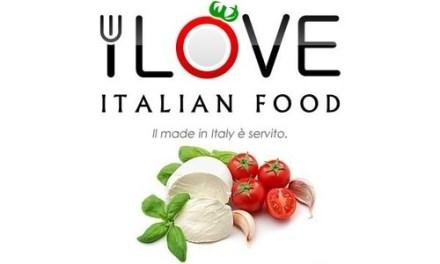 I Love Italian Food protagonista a CIBUS