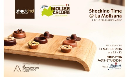 Cibus 2016: Shockino Time @ la Molisana