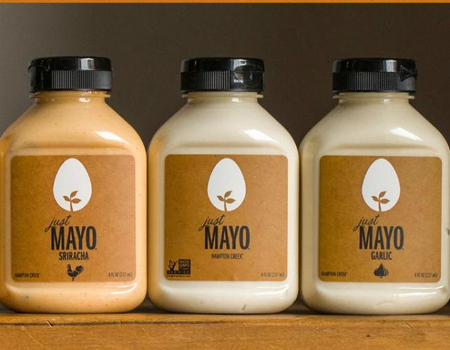 Just Mayo: la maionese senza uova