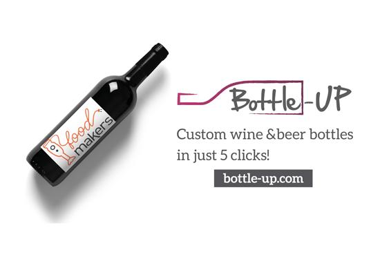 Bottle-Up – La startup che personalizza le tue bottiglie!