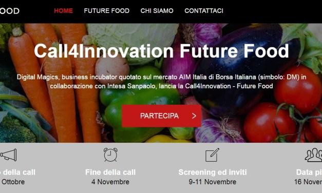 Digital Magics, in collaborazione con il Gruppo Intesa Sanpaolo, lancia FUTURE FOOD