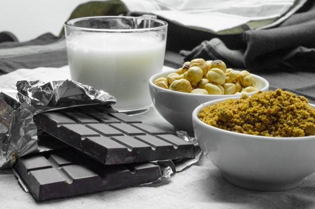 Cioccolata fatta in casa