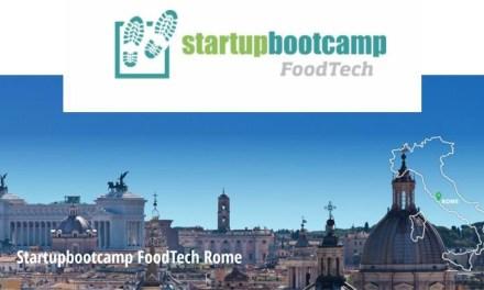Le 10 startup ammesse per il programma Startupbootcamp FoodTech 2016