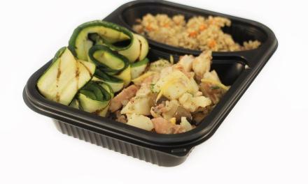 FEAT FOOD, la start up che offre il primo servizio di consegna a domicilio integrato di piatti salutari
